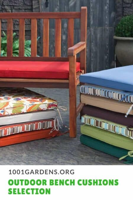 Best Outdoor Bench Cushions 5 - Patio & Outdoor Furniture