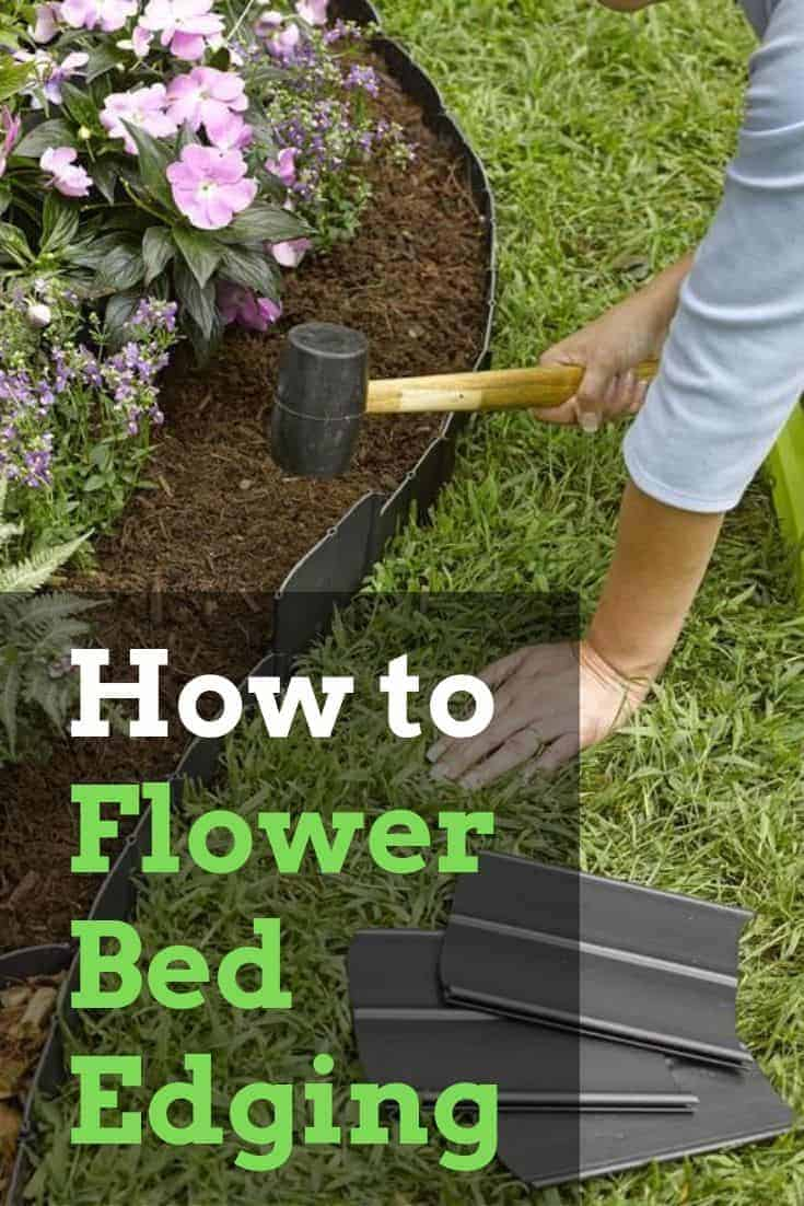 How To Flower Bed Edging   Full Guide