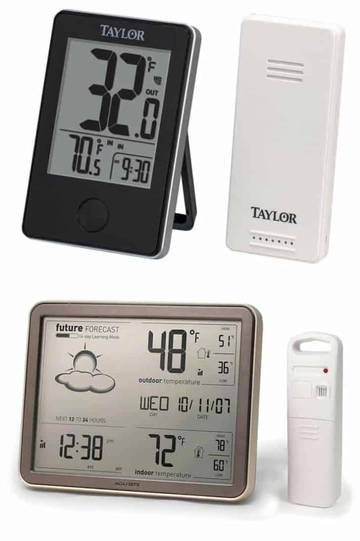 Best Outdoor Thermometers 2018