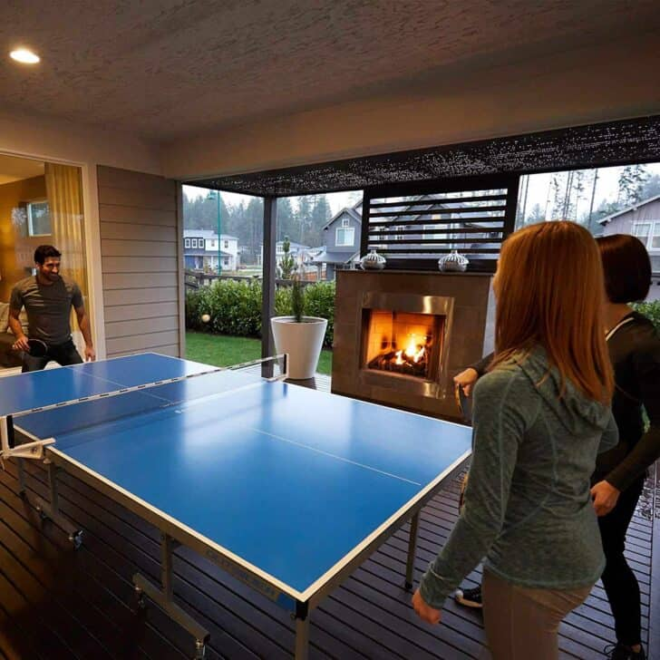 Best Outdoor Ping Pong Tables 2018