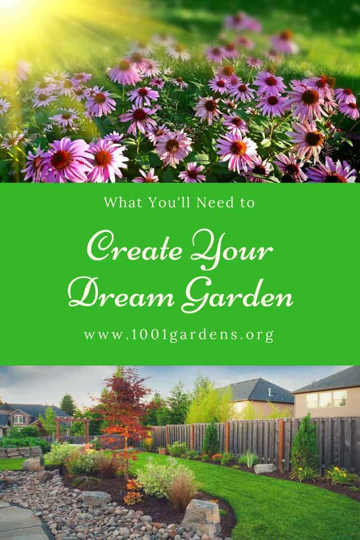Creating Your Dream Garden: What You'll Need to Get Started - garden-decor