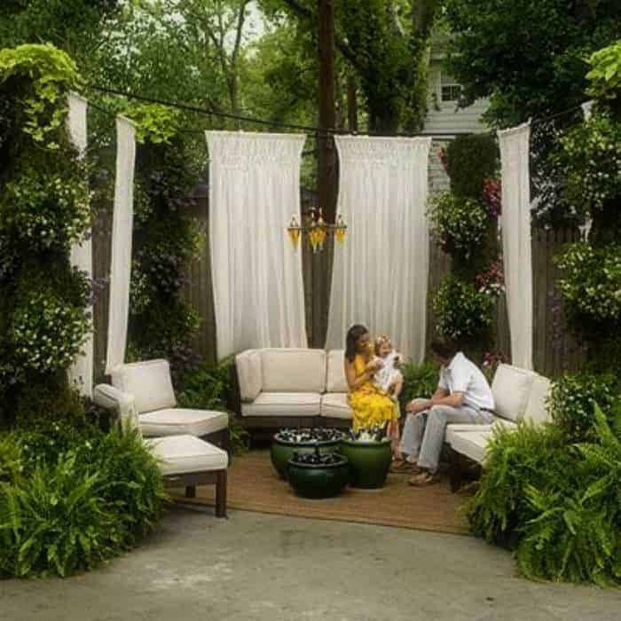 How You Can Enjoy Privacy in Your Garden - garden-decor, fences