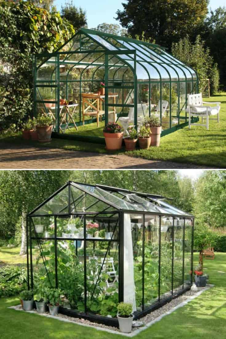 Polycarbonate greenhouses: tips on choosing and installing 40