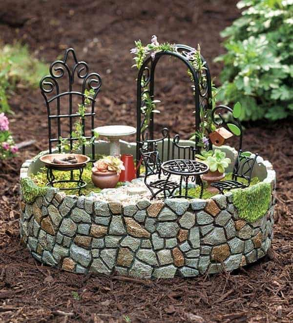 Let's Rock It: 5 Whimsical Garden Decor Ideas with Stones and Rocks 5 - Garden Decor