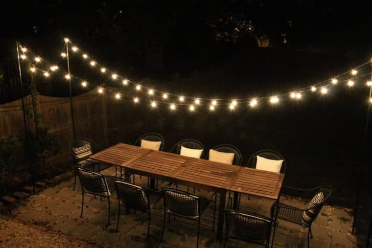 3 Lighting Options for Your Garden
