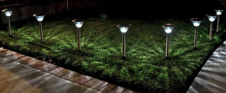 3 Lighting Options for Your Garden 3 - Outdoor Lighting - 1001 Gardens