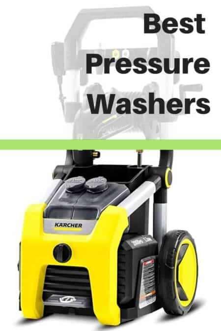 Best Electric Pressure Washer 2019 Reviews (updated)
