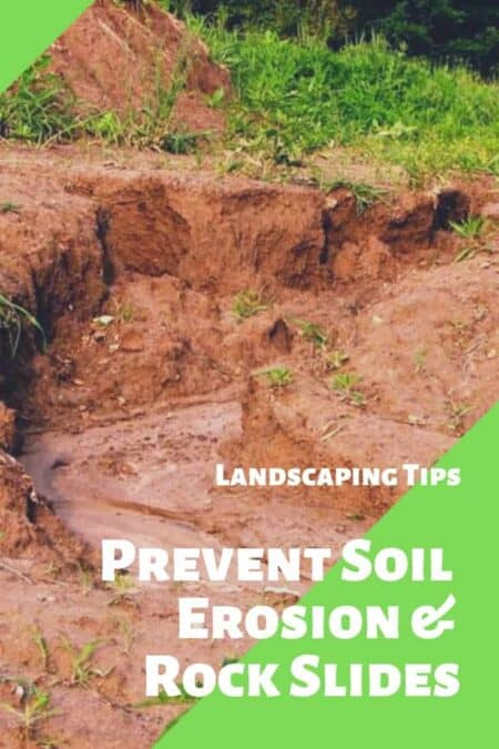 Landscaping Tips to Prevent Soil Erosion and Rock Slides 1 - Landscape & Backyard Ideas - 1001 Gardens