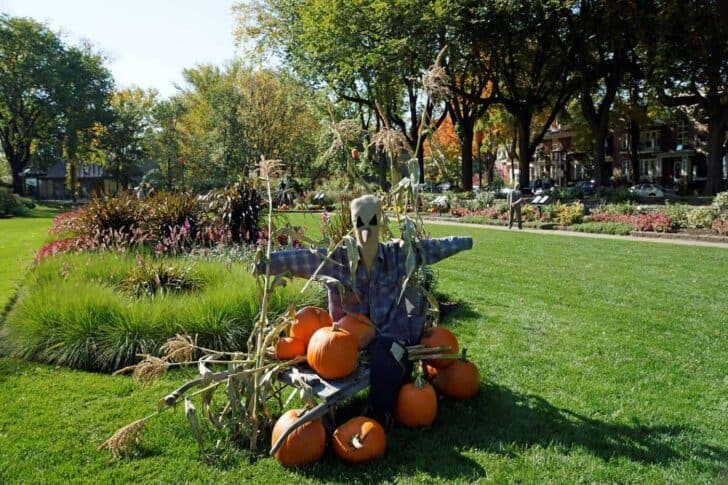 27 Best Outdoor Halloween Decorations 57 - Garden Decor