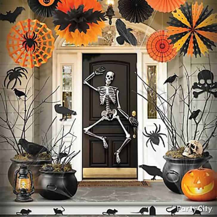 27 Best Outdoor Halloween Decorations 95 - Garden Decor