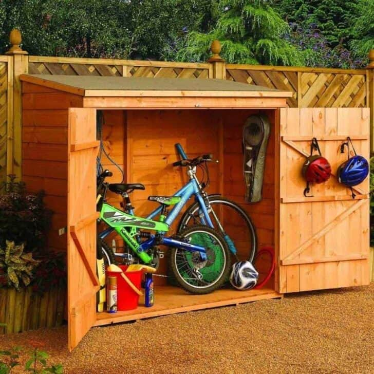 Improve Storage In Your Garden With These Ideas 6 - Sheds & Outdoor Storage - 1001 Gardens