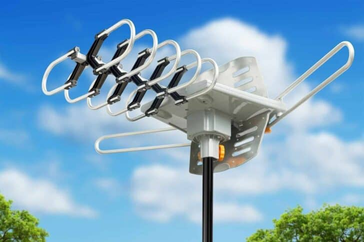 Best Outdoor HD TV Antenna 150 Mile Range