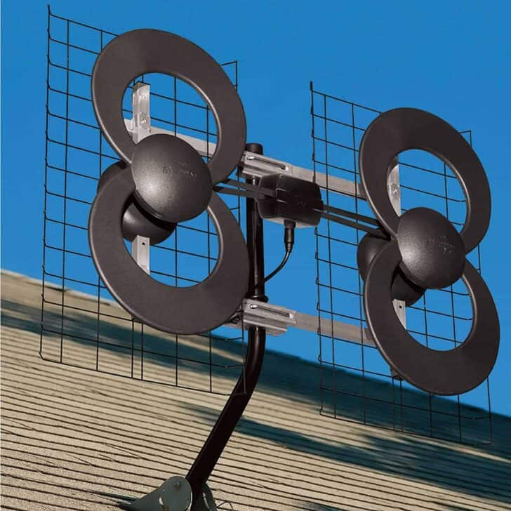 Best Outdoor HD TV Antenna 70 Mile Range