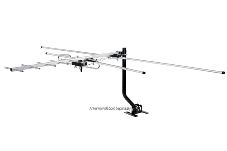 Best Outdoor HD TV Antenna 80 Mile Range