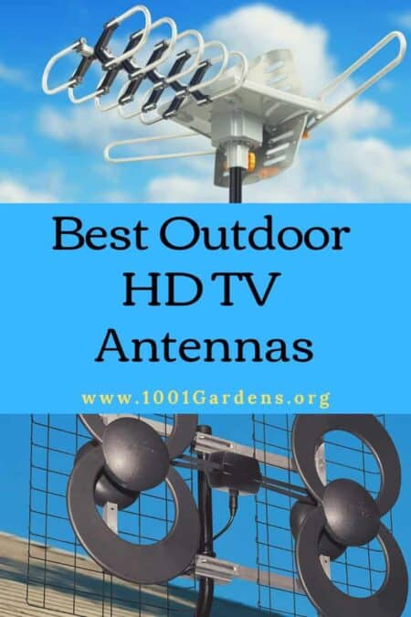 Best Outdoor HD TV Antennas of 2019