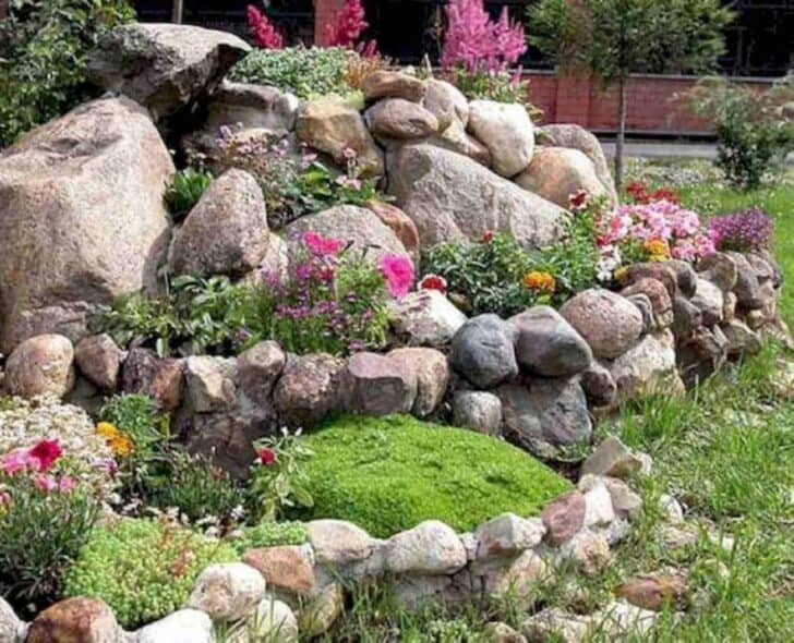 How To: Rock Landscaping