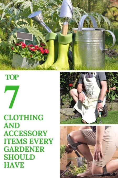 Top 7 Clothing and Accessory Items Every Gardener Should Have 4 - Garden Tools - 1001 Gardens