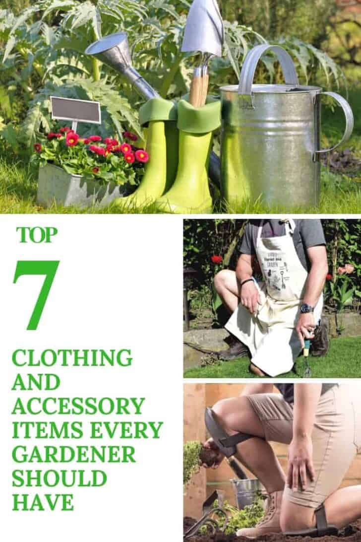Top 7 Clothing and Accessory Items Every Gardener Should Have 9 - Garden Tools