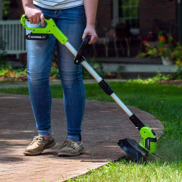Earthwise-LST02010-20-Volt-10-Inch-Cordless-String-Trimmer-1