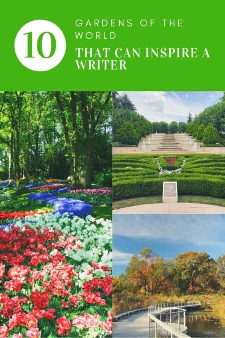 Top 10 Gardens of the World That Can Inspire a Writer 9 - Garden Decor