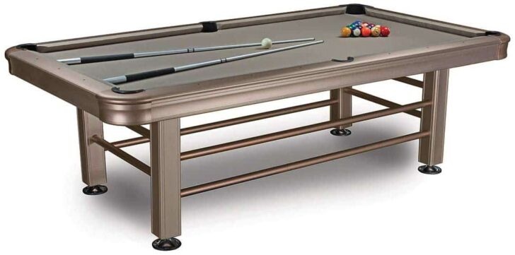 Best Outdoor Pool Tables 2019 Review (updated) 2 - Patio & Outdoor Furniture - 1001 Gardens