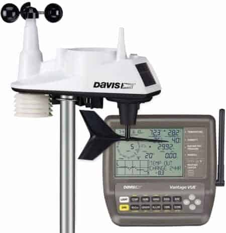 Best Outdoor Thermometers & Weather Stations 2021 12 - Garden Tools