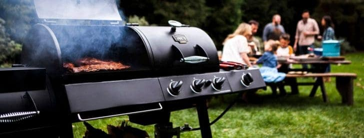 What To Choose: Gas Or Charcoal Grill? 4 - Fire Pits & Grills - 1001 Gardens
