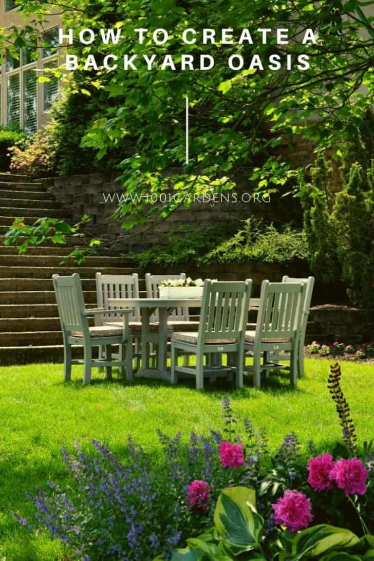 How to Create a Backyard Oasis 3 - Landscape & Backyard Ideas