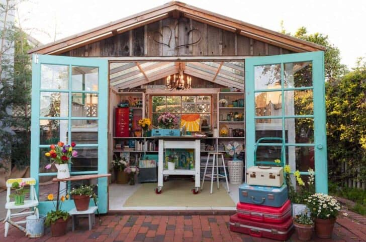 Benefits Of Building A Potting Shed In Your Backyard 15 - Sheds & Outdoor Storage