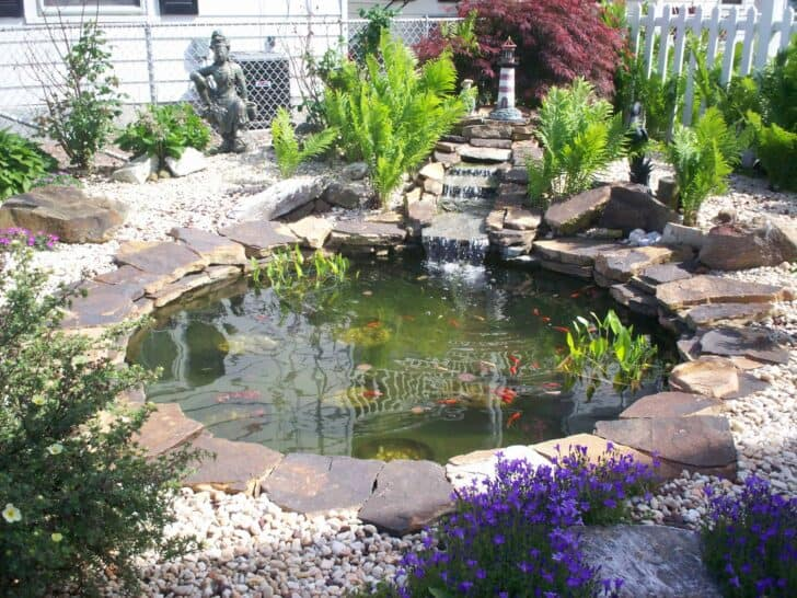 5 Water Feature Design Ideas 33 - Garden Decor
