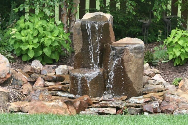 5 Water Feature Design Ideas 40 - Garden Decor