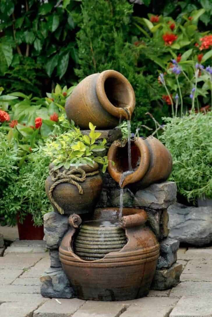 5 Water Feature Design Ideas 28 - Garden Decor