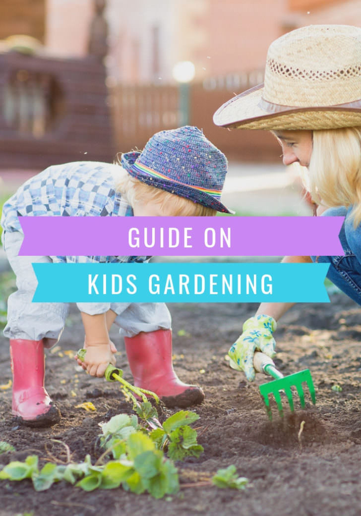 Guide-on-kids-garedning