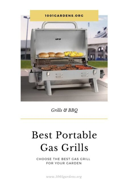 Best Portable Gas Grills 2019 (updated)