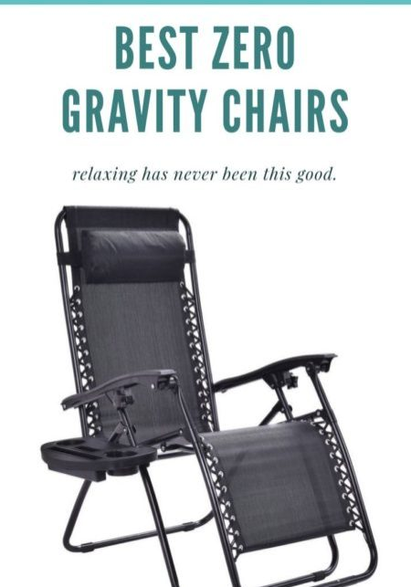 Best Zero Gravity Chairs 2019 (updated)