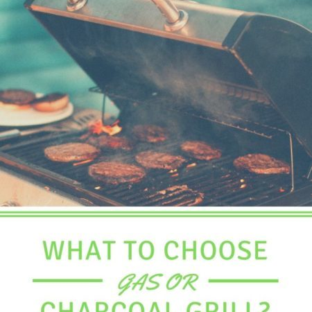 Gas Or Charcoal Grill